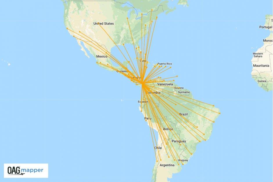 copa routemap 2019